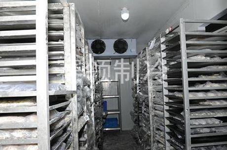 海鲜水产冷库